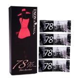 怡浓(ENON)黑巧克力礼盒装 78%口味 120g