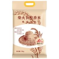 柴火大院 柴火长粒香大米 10kg(东北大米 当季新米)