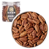 如水 坚果炒货 每日坚果碧根果仁山核桃 特色零食 长寿果仁150g