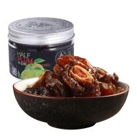 五分文 蜜饯果干果脯零食 半边梅156g/罐