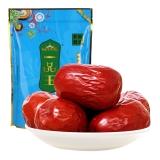 一品玉 和田四星大红枣450g 休闲零食 蜜饯果干 新疆特产 大枣