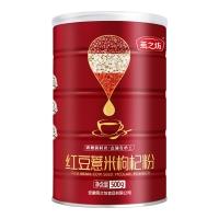 燕之坊 红豆薏米枸杞粉 薏米红豆粉 五谷杂粮 早餐禅食代餐粉 500g