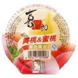 喜之郎 蜜桃果肉果冻200g