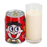 旺旺 旺仔牛奶 儿童牛奶早餐奶纯牛奶 营养健康美味 (铁罐装) 原味 245ml