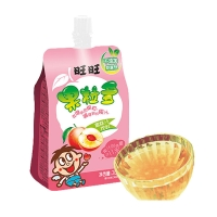旺旺 果粒多 果汁饮料休闲饮品 蜜桃味 300ml