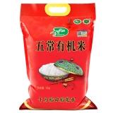 十月稻田 五常有机米 稻花香米 东北大米 大米5kg