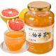 琼皇蜂蜜柚子茶1000g/瓶 冲饮品果味酱水果茶韩国风味