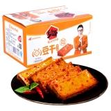 乡乡嘴 豆腐干 辣条素肉豆干(酱汁味)520g/箱