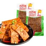 香香嘴豆腐干 休闲零食 四川特产豆干 香辣味80g/袋