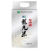 七河源 SCC越光米 大米5kg 东北大米 寿司米