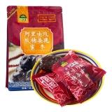 一品玉 蜜饯果干 休闲零食 阿胶黑糖生姜玫瑰蜜枣500g/袋