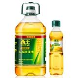 西王 玉米胚芽油 非转基因压榨食用油 京东定制款6.18L