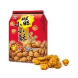 旺旺 休闲膨化零食 小小酥 黑胡椒味 200g