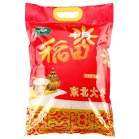 十月稻田 东北大米 5kg(吉林大米 当季新米)
