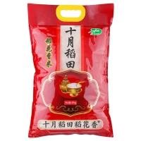 十月稻田 稻花香米 5kg(东北大米 当季新米)