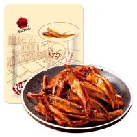 乡乡嘴 小汁鱼仔 鱼肉铺鱼干鱼片小鱼(混合味)258g/袋
