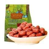 香疆恬语 休闲零食 蜜饯果干 特产红枣 一等新疆若羌灰枣400g/袋