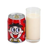 旺旺 旺仔牛奶 儿童牛奶早餐奶纯牛奶 原味 (铁罐装6合1) 245ml*6