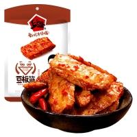 乡乡嘴 豆板筋 豆腐干辣条素肉豆干(烧烤味)100g/袋
