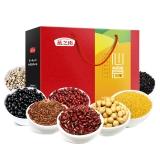 燕之坊 心意礼盒 五谷杂粮 粗粮组合 4205g(内含珍珠红小豆、五谷米、月牙红米等)