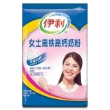 伊利奶粉 女士高铁高钙奶粉 400克(16小袋)