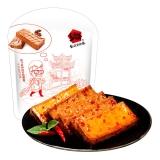 乡乡嘴 豆腐干 辣条素肉豆干(麻辣味)200g/袋