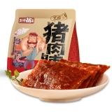 盐津铺子 肉干肉脯 风味猪肉脯 原味自然片 150g