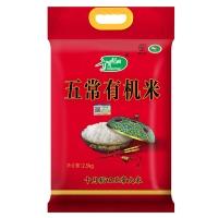 十月稻田 五常有机米 2.5kg(稻花香米 东北大米 当季新米)