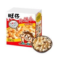 旺旺 休闲儿童饼干 旺仔小馒头 宝宝点心零食 特浓牛奶 240g