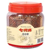 七河源 紅小豆1380g(桶裝 無添加 紅豆 小豆 東北 五谷 雜糧 粗糧 桶裝 大米伴侶)