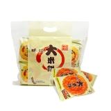 旺旺 大米饼 大米制香脆米饼膨化食品 休闲办公零食饼干下午茶 原味 400g