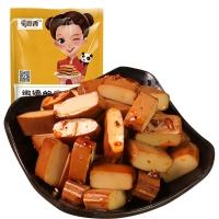 蜀道香 休闲零食 豆干特产 麻辣鸡蛋干250g