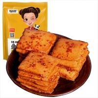 蜀道香 四川特产 休闲零食 麻辣鱼豆腐255g