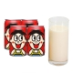 旺旺 旺仔牛奶 儿童牛奶早餐奶纯牛奶 营养健康美味(铁罐装4合1) 原味 145ml*4