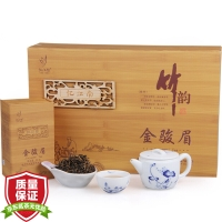 忆江南 茶叶 竹韵 金骏眉红茶礼盒装 150g