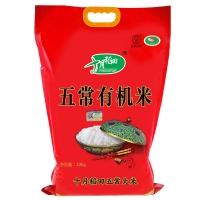 2017年新米上市 十月稻田 五常有机米10kg 稻花香米 东北大米10kg