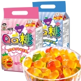旺旺 旺仔QQ糖 水果软糖 分享休闲零食礼包 综合口味 200g