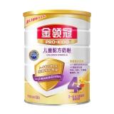 伊利奶粉 金领冠系列 儿童配方奶粉 4段900克(3-6岁儿童适用)新老包装随机发货