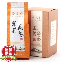 悦来香 茶叶 花草茶 茉莉花茶 一级茶叶实惠装 250g