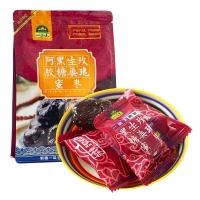 一品玉 蜜饯果干 休闲零食 阿胶黑糖生姜玫瑰蜜枣300g/袋