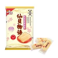 旺旺 仙贝物语 零食 膨化食品 办公室休闲饼干 88g