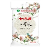 七河源 秋田小町米 大米5kg 东北大米 当季新米 寿司米(新老包装随机发货)