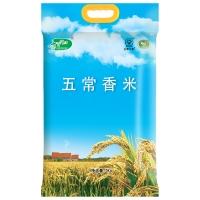 2017年新米上市 十月稻田 五常香米 东北大米 大米5kg