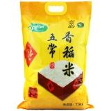 十月稻田 五常香稻大米 7.5kg(稻花香米 东北大米 当季新米)
