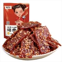 蜀道香 休闲零食 肉干肉脯 麻辣猪肉脯100g
