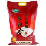 十月稻田 长粒香大米 10kg(东北大米 当季新米)