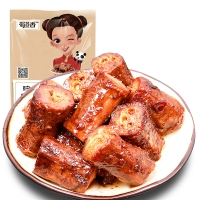 蜀道香 休闲零食 特产小吃 麻辣鸭脖118g