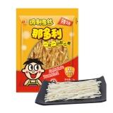 旺旺 那多利 鱼丝 办公小零嘴零食 辣味 23g