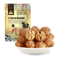 一品玉 坚果炒货 休闲零食 云南漾濞核桃400g/袋