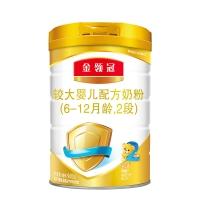 伊利奶粉 金领冠系列 较大婴儿配方奶粉 2段960克(6-12个月适用)新老包装随机发货